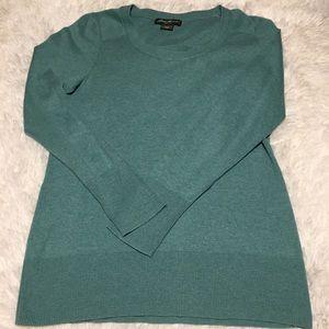 Green Sweater. Eddie Bauer. Size: Small